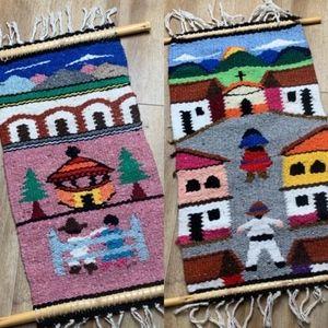 Southwestern Vintage Wall Hangings tapestries boho